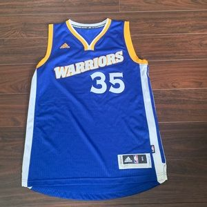 Kevin Durant Adidas Golden State Warriors Jersey